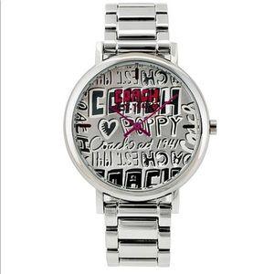 Coach Poppy Bracelet Watch